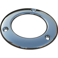 Mate Series Stainless Steel Cap f\/Round Plastic Rod Holders