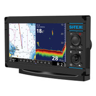 SI-TEX NavPro 900F w\/Wifi  Built-In CHIRP - Includes Internal GPS Receiver\/Antenna