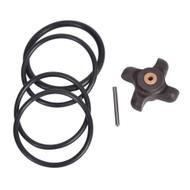Raymarine Paddle Wheel Kit f\/ST40, 60, 60 PLUS, 365\/470\/750