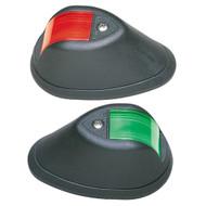 Perko Vertical Mount Side Lights - 12V - Black