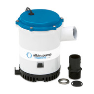 Albin Pump Bilge Pump Heavy Duty 2250 GPH - 24V