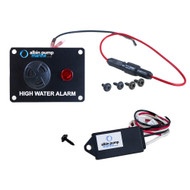 Albin Pump Digital High Water Alarm - 12V