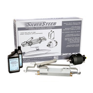 Uflex SilverSteer 2.0 High-Performance Front Mount Outboard Hydraulic Steering System - 1500PSI FM V2