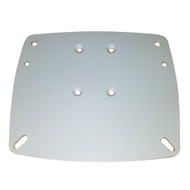 Scantstrut Radome Plate 1 f\/Raymarine, Garmin, BG, Lowrance Domes
