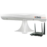 KING Falcon Directional Wi-Fi Extender - White