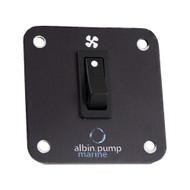 Albin Pump Marine Control Panel 2kW - 24V