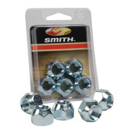 "C.E. Smith Package Wheel Nuts 1\/2"" - 20 - 5 Pieces - Zinc"