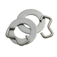 C.E. Smith Wobble Roller Retainer Ring - Zinc Plated