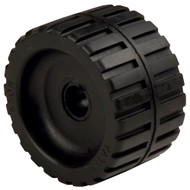"C.E. Smith Ribbed Wobble Roller 5-7\/8""ID w\/Bushing Black"
