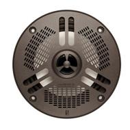 "Poly-Planar 5"" 2-Way LED Self Draining Spa Speaker - Dark Gray"