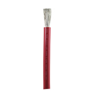 Ancor Red 4 AWG Battery Cable - 25'