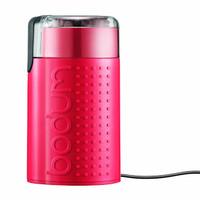Bodum Bistro Electric Coffee Grinder - Shiny Red