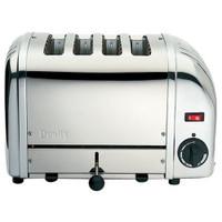 Dualit 4 Slice Stainless Steel Toaster 40352