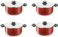 Tefal Tempo Flame Pan Set 18/22/26/30cm