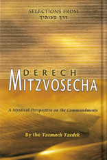 Derech Mitzvosecha | Selections from Derech Mitzvosecha with English | 02