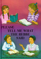 Please Tell me What the Rebbe Said | 01