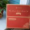 Country Plaid Wreath arrives in Festive Red Gift Box