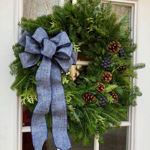 Bar Harbor Wreath