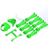 Vortex 150 Mini Crash Kit 1(Green)