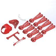 Vortex 150 Mini Crash Kit 1(Red)