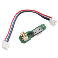 Part X350-PRO-Z-13 Micro USB board