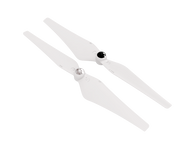 "A set of two 9"" propellers. Includes one clockwise replacement propeller and one counter-clockwise replacement propeller. Each propeller is made with durable plastic, ensuring stable flight."