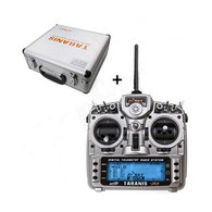 Frsky X9d Plus Transmitter  with Aluminum Case