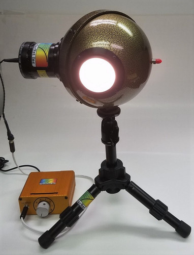Uniform Illumination Sphere Light Source (UIS-LS)