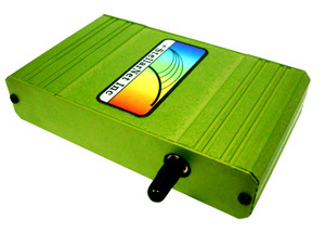GREEN-Wave in rugged metallic enclosure just 1x3x5""