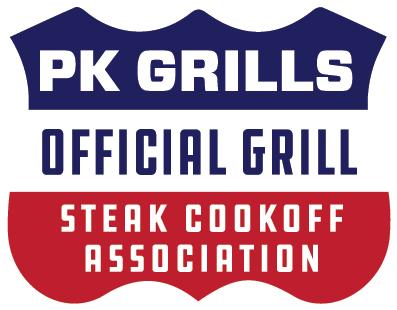 PK Grills Aluminum Badge Logo
