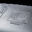 The Classic PK Grill & Smoker portable charcoal barbecue grill in brilliant silver.