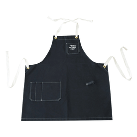 The PK Apron is the perfect fashion accessory for cooking meat.