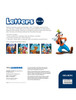 The Disney Learning Series - Letters - PreK - Back Cover