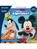 The Disney Learning Series - L'alphabet - PreK - Front Cover