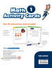 Disney Learning Series - Math Activity Cards - Grade 1 - Back Cover