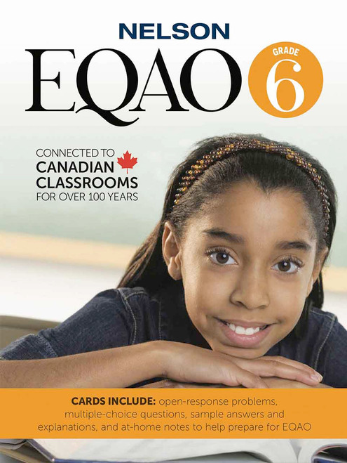 Nelson EQAO Grade 6 Front Cover