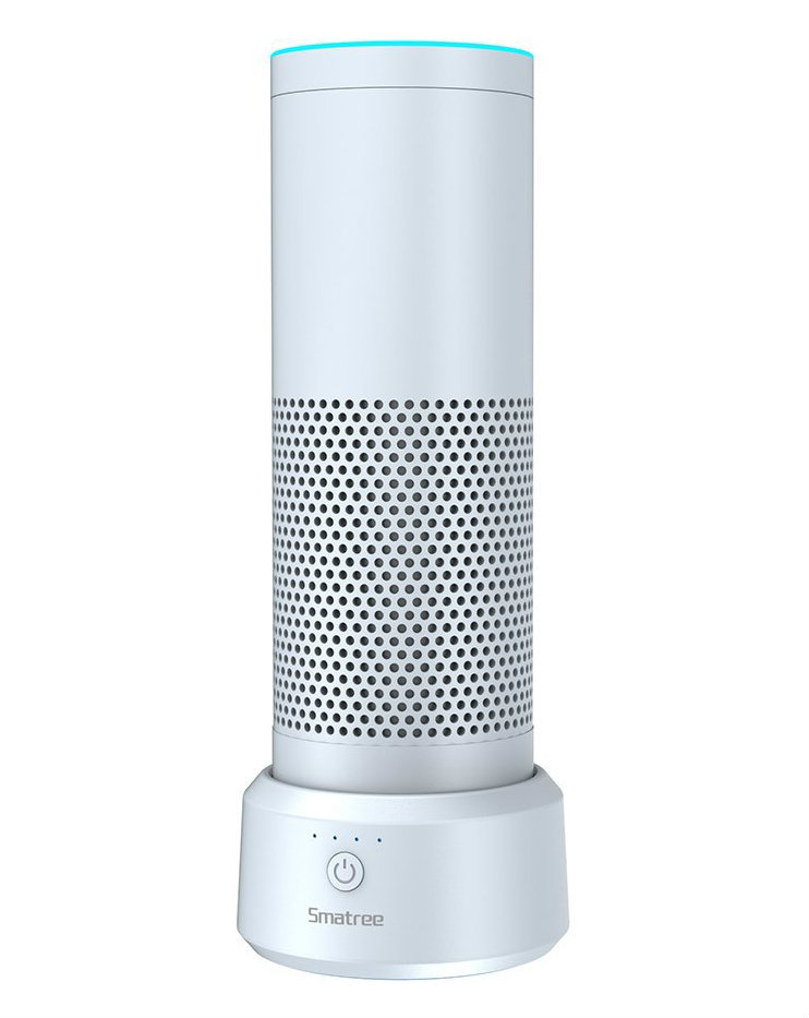 Portable Amazon Echo Battery