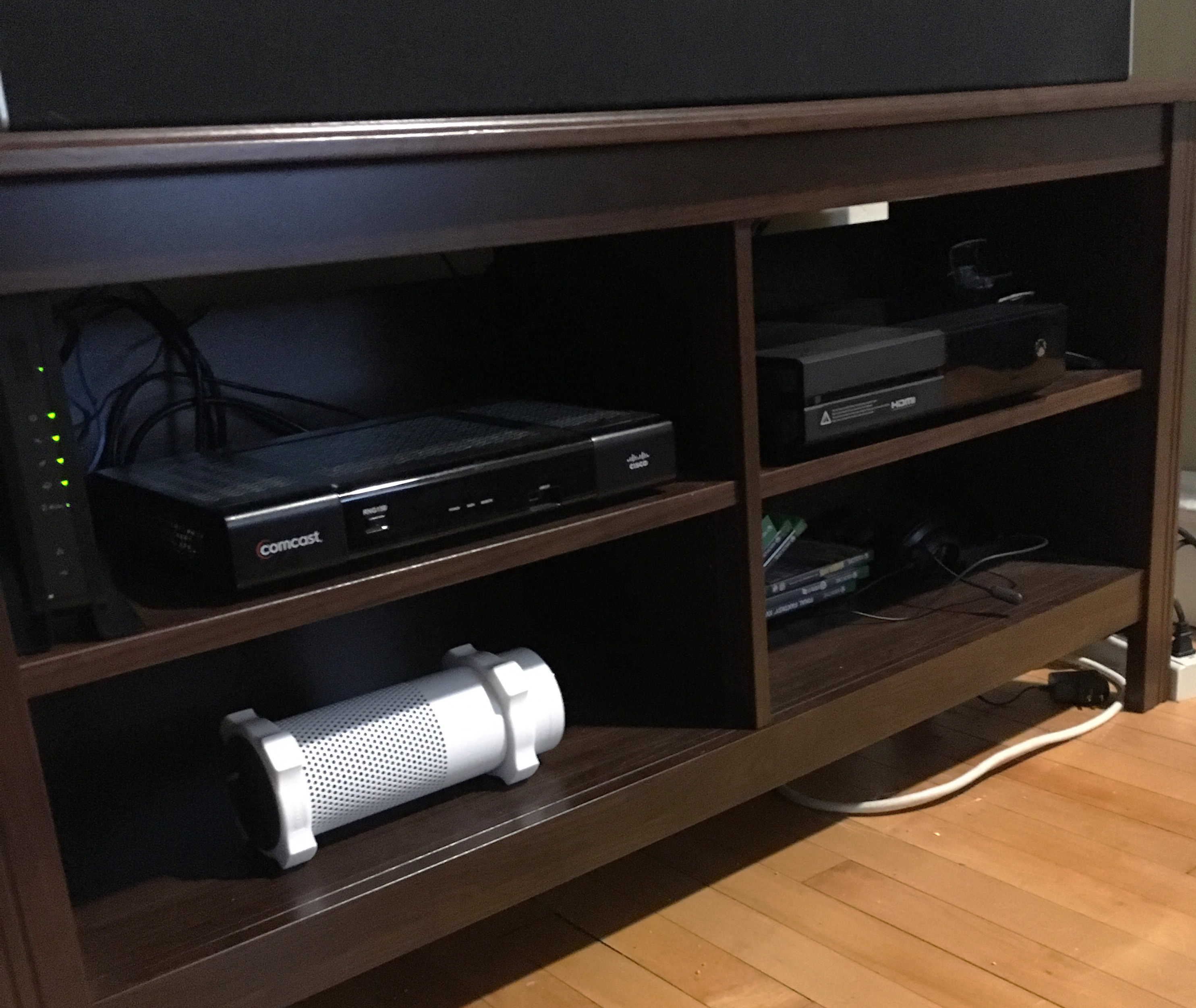 Protective Amazon Echo Accessory