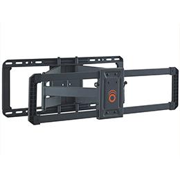 TV mount bracket wall plate