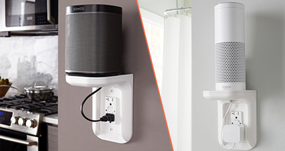 Outlet shelf for electronics under 10lbs