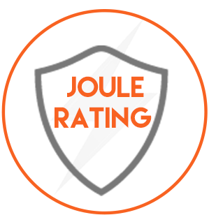 Learn how many joules of surge protection you need