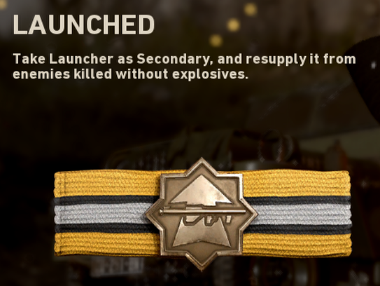 Launched perk cod