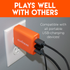 Works with every USB-A compatible device