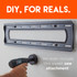 Includes drywall hole saw attachment for your drill