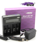 Efest LUC V4 Four Bay LCD Charger