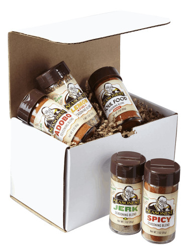Keep It Hot Spice Gift Set