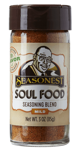 Seasonest Soul Food Mild Spice Blend