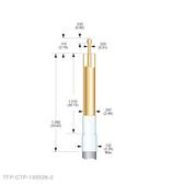 TX-100526-1 Coaxial Test Probe