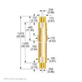 TX-CTP-101097-X Coaxial Test Probe