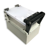 """MT-100-2,  4"""" x 6""""  with 2 1/2"""" deep Pan Assembly"""